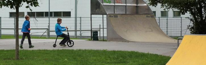 Scoot & Ride Highwaygangster im Test