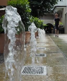 Salzburg: Wasser in der Stadt