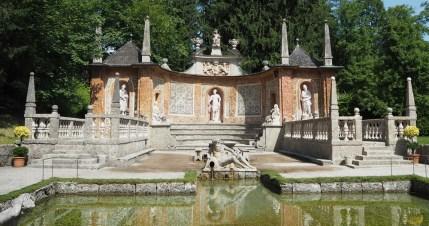 Hellbrunner Wasserspiele