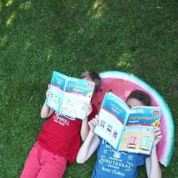 Lernen in den Ferien mit dem Veritas Ferienheft