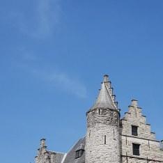 Antwerpen mit Kind Antwerpen Burg