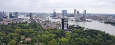 Rotterdam mit Kind: Euromast