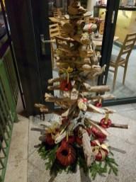 Alternativer Weihnachtsbaum Bad Goisern 2017