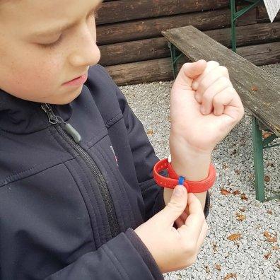 Kinder auslüften: Bewegung fördern mit der Garmin vivofit jr. 2