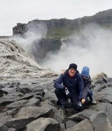 Island mit Kindern: Norden: Dettifoss