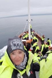 Island mit Kindern: Norden: Whale Watching in Husavik