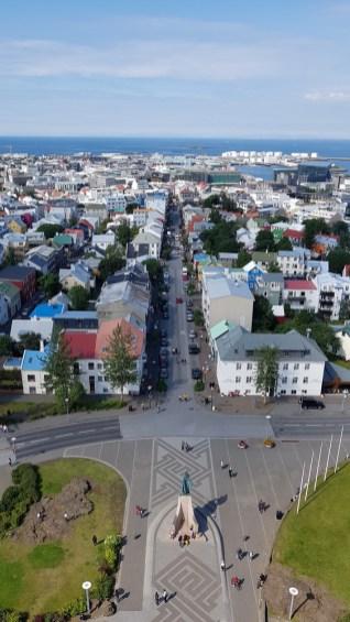 Island mit Kind: Reykjavik mit Familie - Hallgrimskirkja