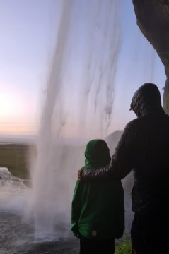 Island mit Kindern: Ringstraße Süden: Seljalandsfoss
