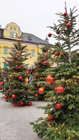 Advent mit Kind in Salzburg: Hellbrunner Adventzauber
