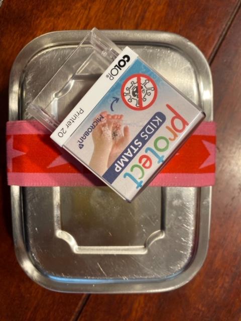Bereit für die Schule mit dem Protect Kids Stamp
