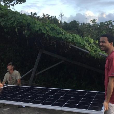 PR solare