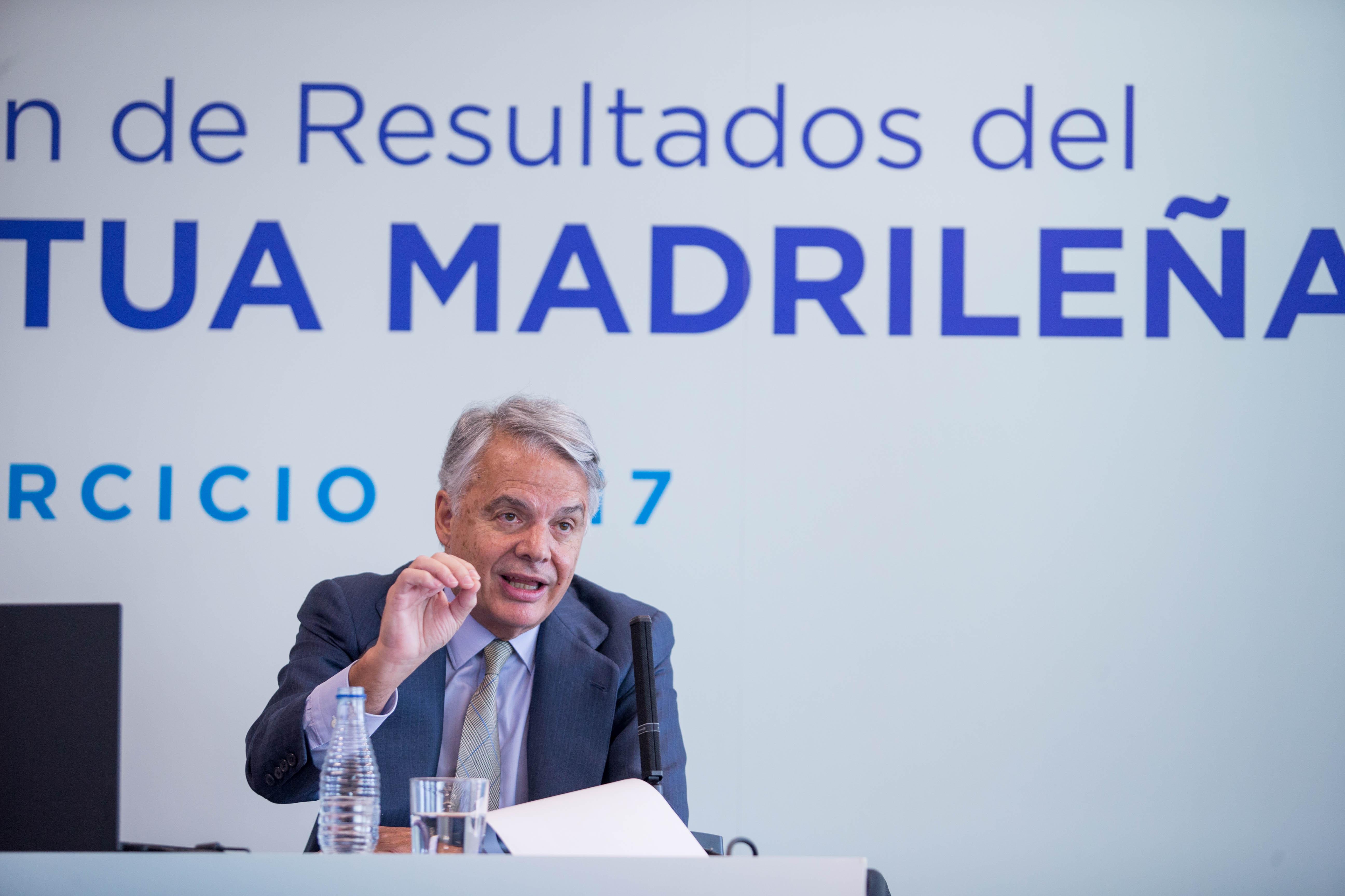 Mutua Madrileña analiza extender su negocio a Portugal