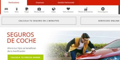 Mapfre renueva su portal web
