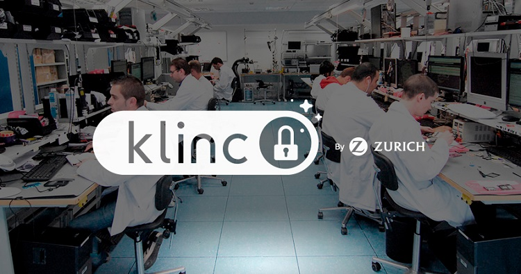 ICP Tech. Solutions, partner de Zurich para Klinc