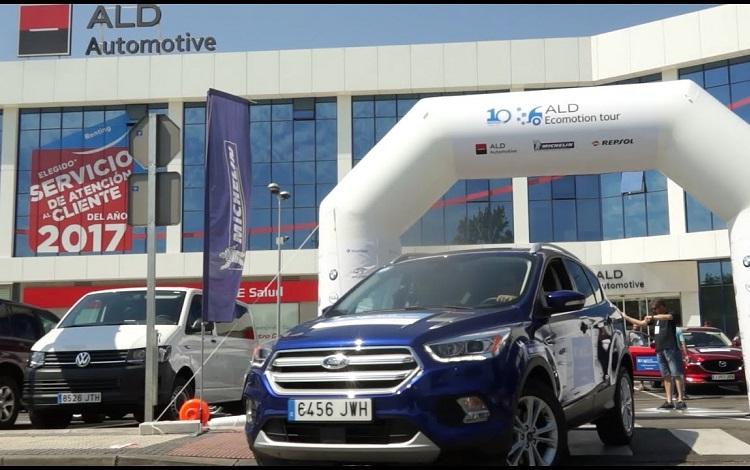 Caser asegura la flota de ALD Automotive