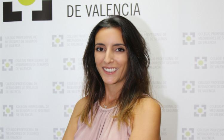 Alejandra Somalo se incorpora a la comisión de Formación del Colegio de Valencia