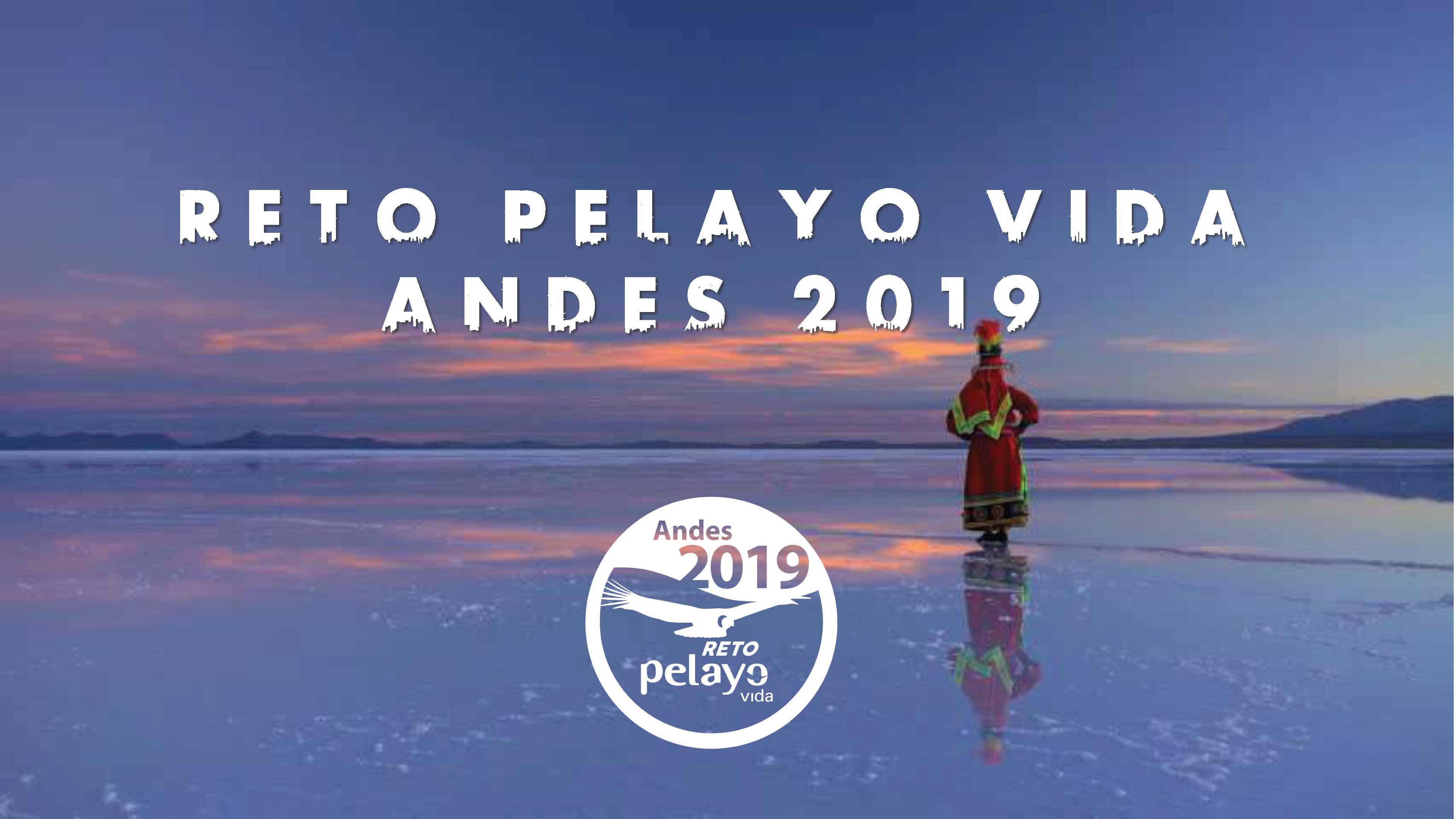 Reto Pelayo Vida Andes 2019