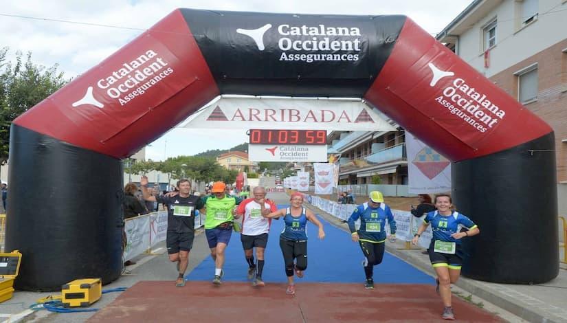 Seguros Catalana Occidente - Cursa El Pont de Vilomara i Rocafort