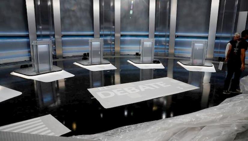 Mapfre asegura el debate electoral