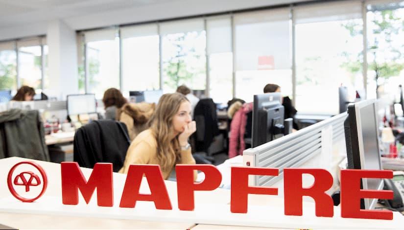 Mapfre flexibiliza su marco laboral para facilitar la conciliación por la epidemia de coronavirus