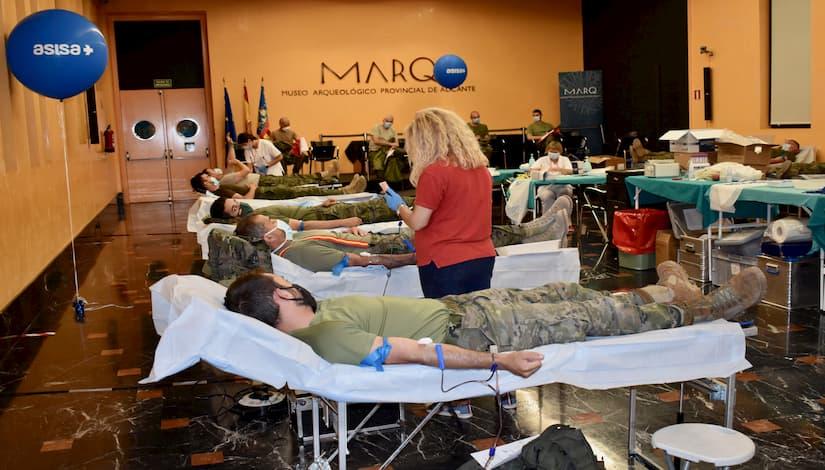 El Grupo ASISA recoge 411 donaciones de sangre en el Día Internacional del Donante