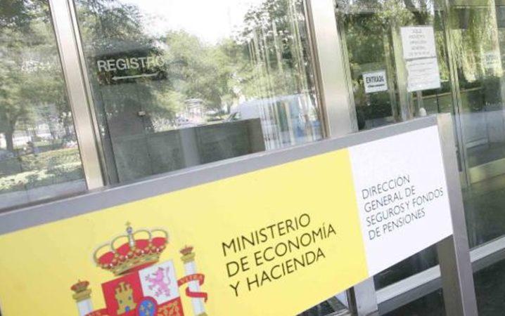 La Dirección General de Seguros multa a nueve aseguradoras con 244.000 euros en 2021