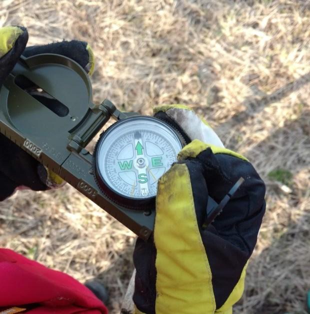 laste kompass