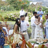 HAWAII GARDEN WEDDING