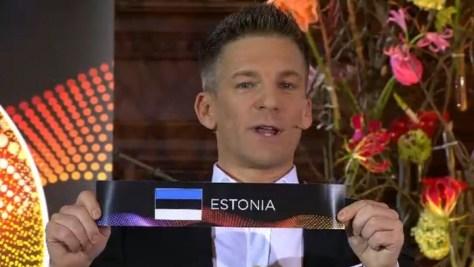 Eurovisiooni lauluvõistluse poolfinaalide loosimised