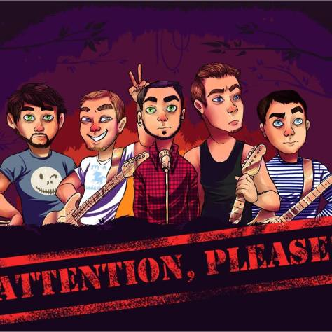 Attention, Please