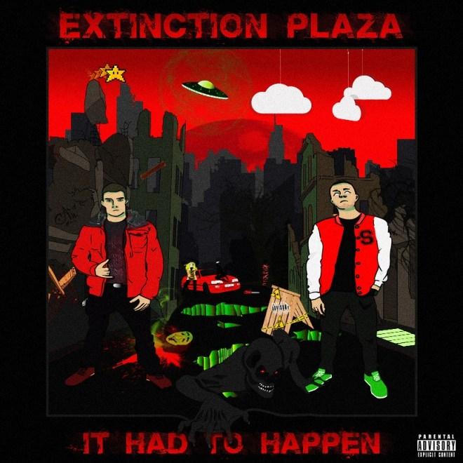 Extinction Plaza
