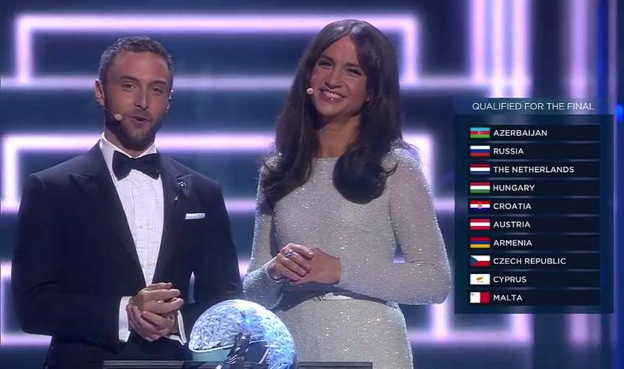 Eurovisiooni finalistid 2016