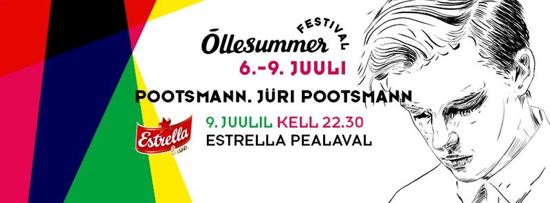 Jüri Pootsmann Õllesummeril