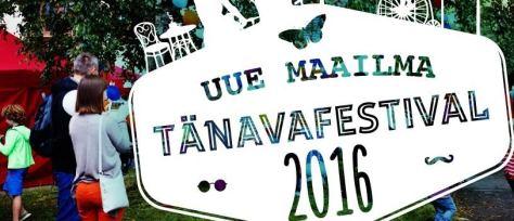 Uue Maailma festival 2016