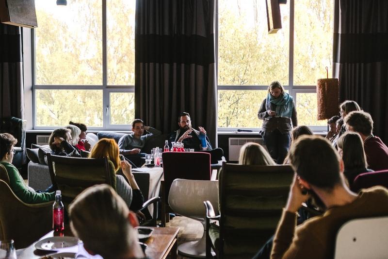 Eesti muusikaeliit jagas teadmisi Noortebänd 2017 finalistidele