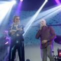 """Liis Lemsalu uue plaadi """"+1"""" esitlus - Liis koos Ott Leplandiga (Foto: Merili Reinpalu)"""