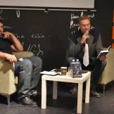 """Mart Sander esitles raamatut """"Kõhedad muinaslood"""" (foto: 7/18)"""