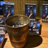 """Mart Sander esitles raamatut """"Kõhedad muinaslood"""" (foto: 12/18)"""