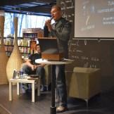 """Mart Sander esitles raamatut """"Kõhedad muinaslood"""" (foto: 13/18)"""