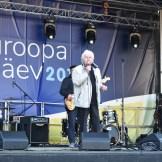 Ivo Linna ja ansambel Supernova Vabaduse väljakul (foto: 2/15)