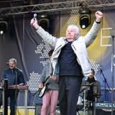 Ivo Linna ja ansambel Supernova Vabaduse väljakul (foto: 7/15)