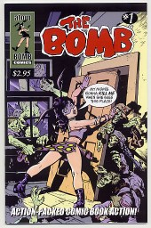 The Bomb 1 by Steve Mannion