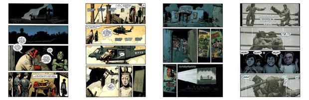 Hellboy: Hellboy in Mexico, 28 pgs