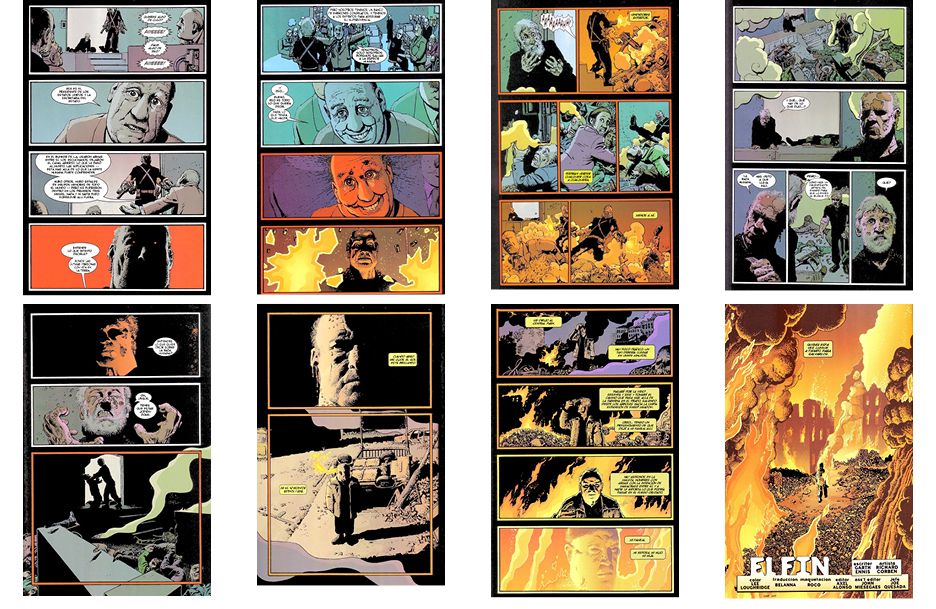 The Punisher, Part 6, 8 pgs