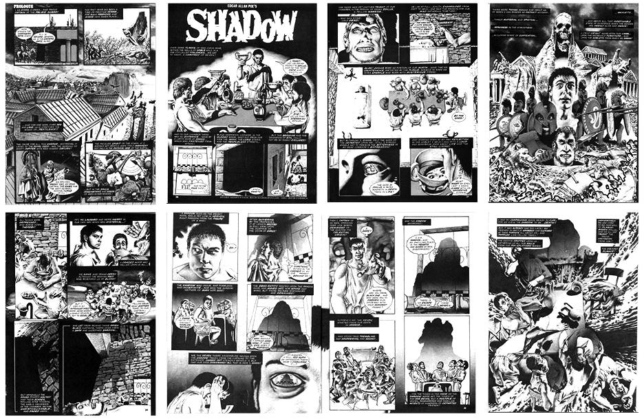Shadow, 8 pgs