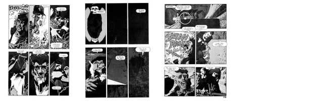 Tales of the Black Diamond, Part 3, 3 pgs