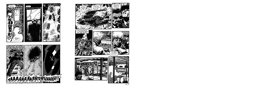 Tales of the Black Diamond, Part 4, 2 pgs