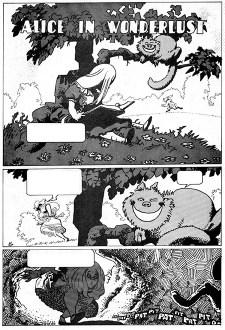 Alice in Wonderlust