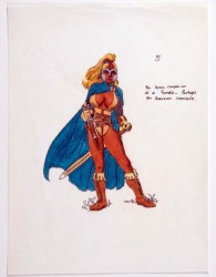Playboy Character Design (1979)