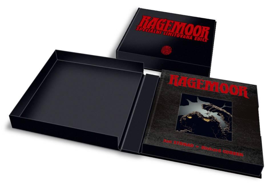 Ragemoor [CZ] box
